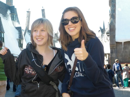 Visiting the Wizarding World of Harry Potter at Universal Studios