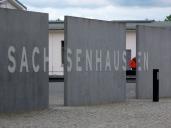 Entrance to Sachsenhausen Concentration Camp