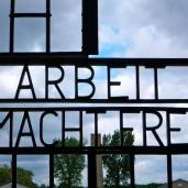 """Arbeit Macht Frei"" - Work will set you free."