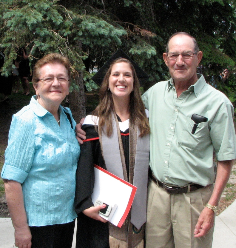 UWinnipeg Grad, 2012