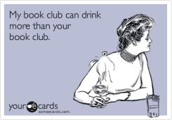 I'm really excited for this Book Club thing!