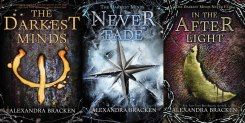 The Darkest Minds series by Alexandra Bracken