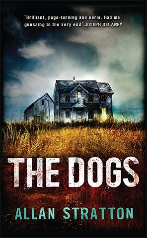 Allan Stratton's new YA novel, The Dogs
