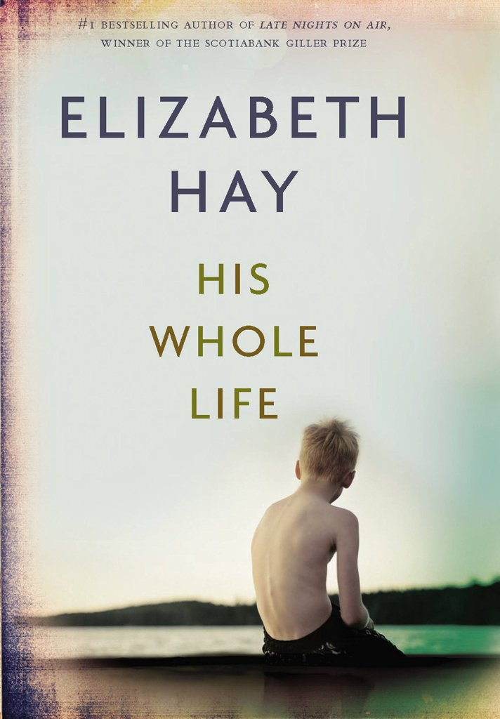 Hay's 9th book, His Whole Life, is out now!