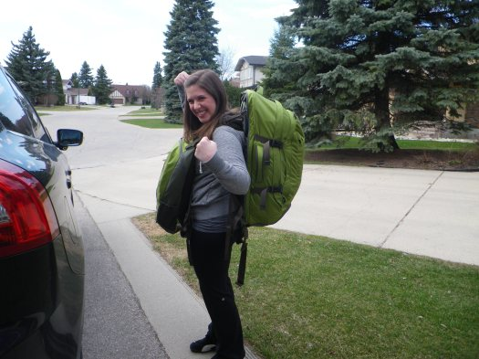 Turtling in style - off to India in 2011.