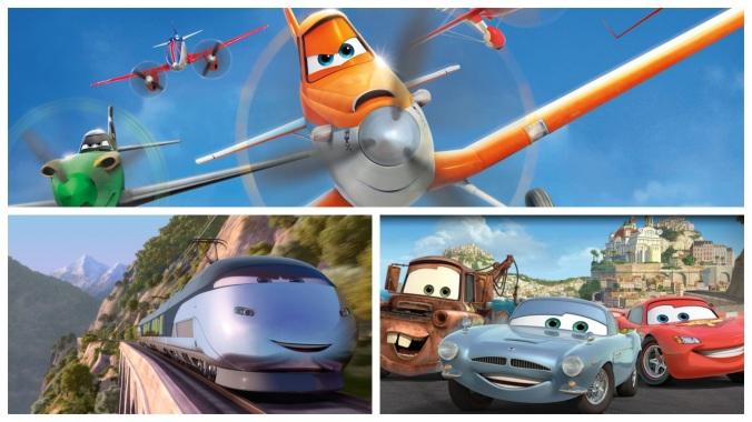 Planes Trains Automobiles