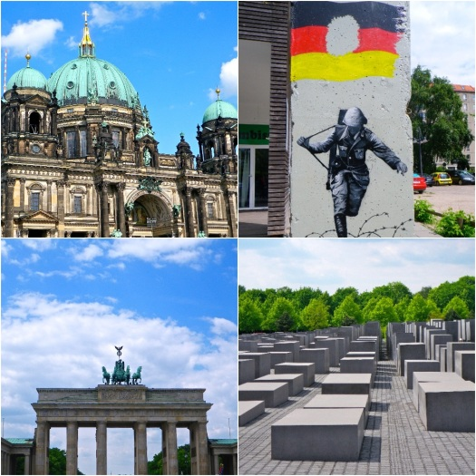 Sights to see in Berlin, Germany. Photos by Katrina Sklepowich
