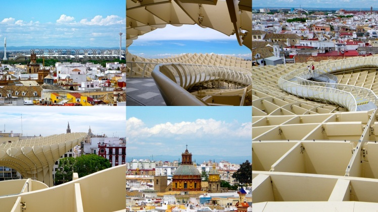 MetropolParasol Collage