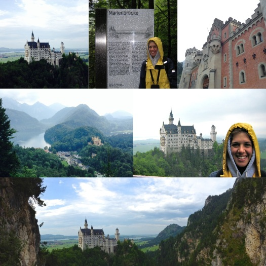 I visited Neuschwanstein Castle in Germany for the first time nine years ago. Two summers ago, I got to go back! It was raining and gorgeous on both occasions.